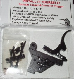 Rifle Basix SAV-2 Savage Trigger 4 oz. to 3 lbs